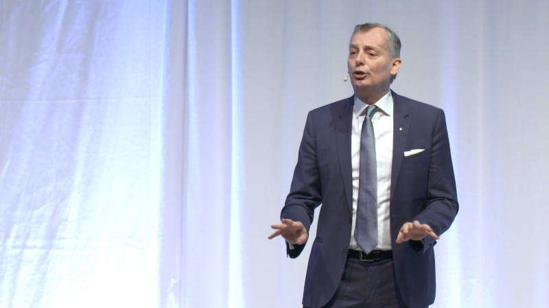 Ericsson keynote at CDNLive EMEA 2016