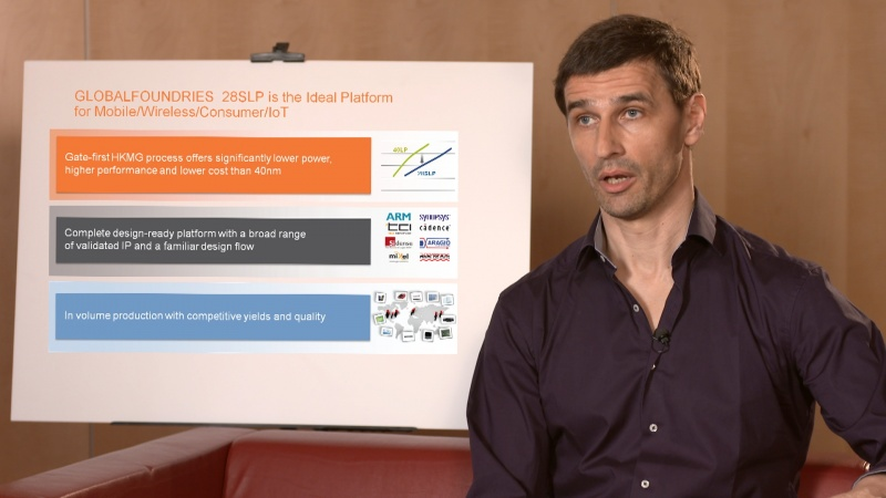 Lowering Leakage Power in ARM Cortex-A17 Processor-based SoCs at GLOBALFOUNDRIES