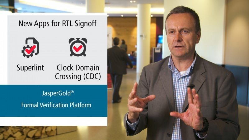 New JasperGold platform for advanced RTL Signoff